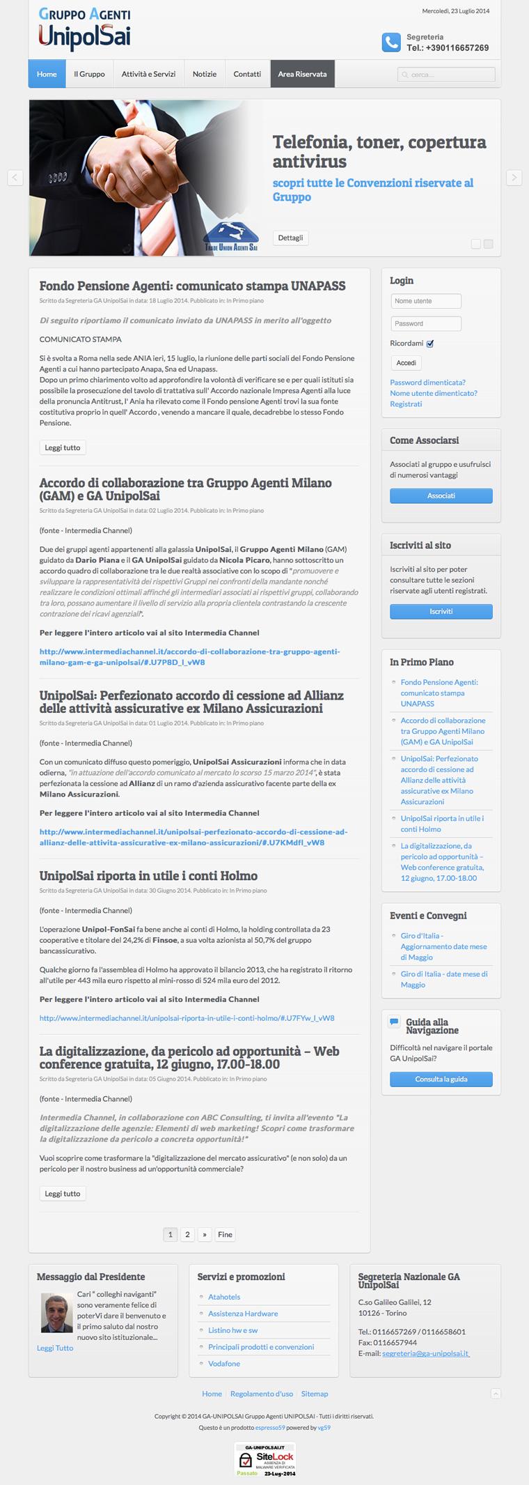 Gruppo Agenti Unipol Sai-1