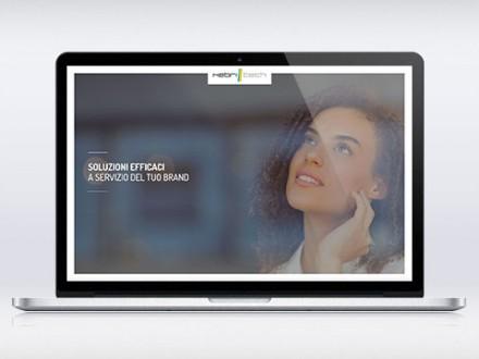 Sito web Nebri-tech